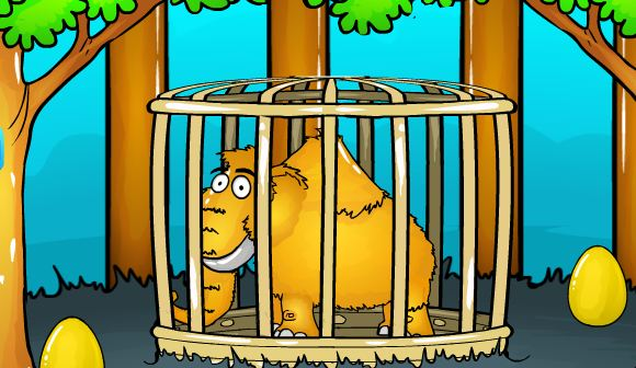 Play Games2Jolly Elephant Rescue From Cage