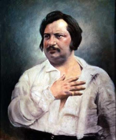 Портрет Оноре де Бальзака написаний в 1842 році художником Louis-Auguste Bisson