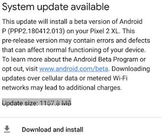 Cara Menginstal Android P Beta di Perangkat Google Pixel, Nokia 7 Plus Sekarang