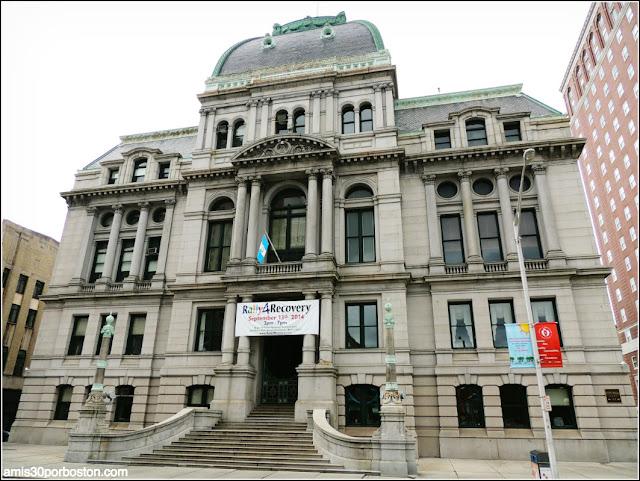 Providence City Hall, el Ayuntamiento
