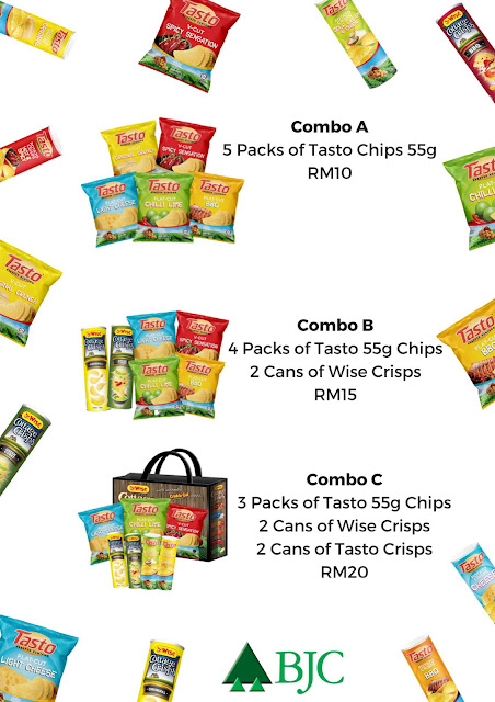 Wise Cottage Fries Warehouse Sale Promo Deal