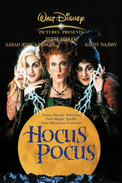 Black Cats and Witches and Stuff - An Ode to Hocus Pocus
