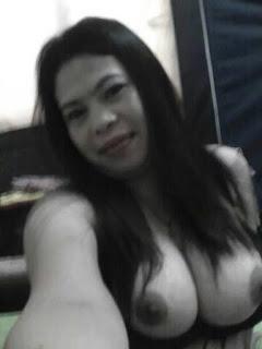 Tante Sangek Lagi selfie Toket Gedek