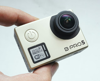B-Pro 5 Alpha Plus - Actioncam Bekas