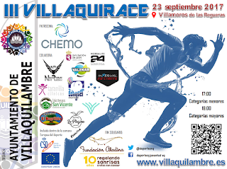 Carrera Villaquirace 2017