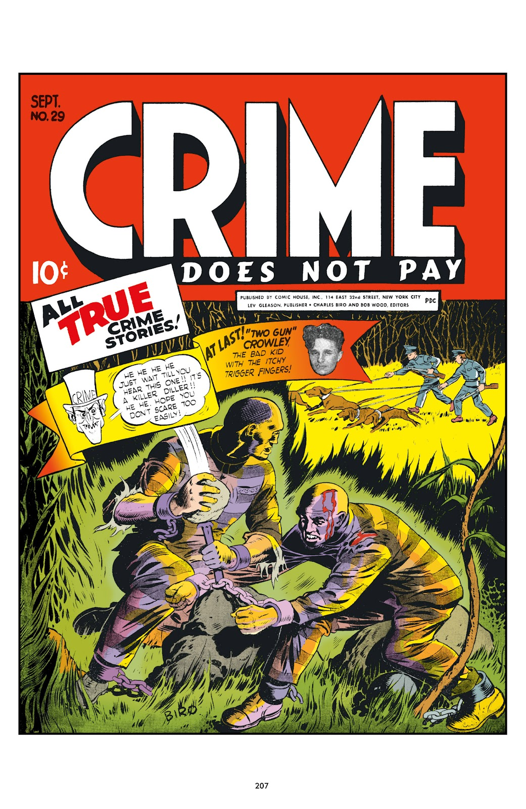 Read online Crime Does Not Pay Archives comic -  Issue # TPB 2 (Part 3) - 7