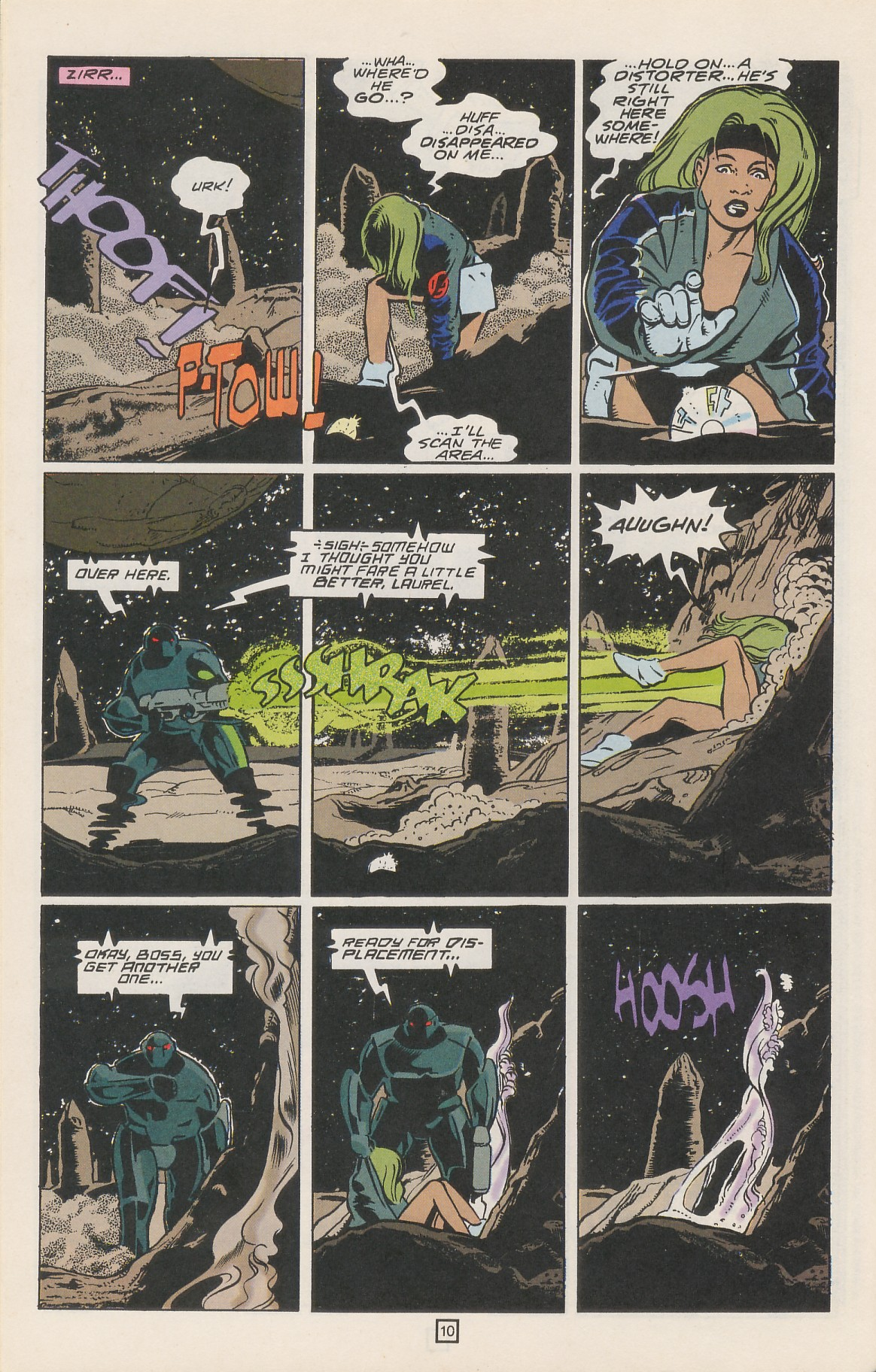 Legion of Super-Heroes (1989) 42 Page 13