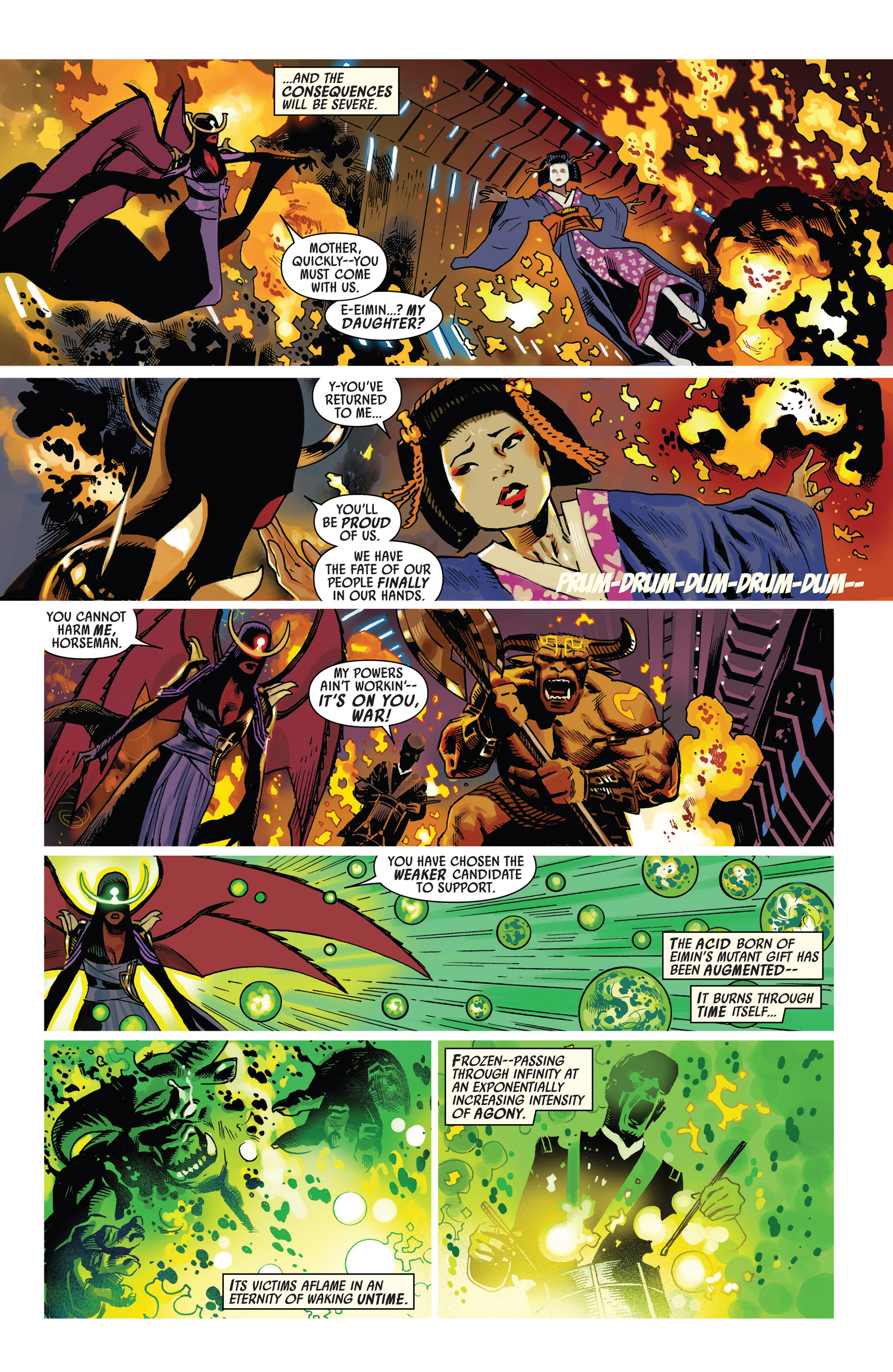 Read online Uncanny Avengers (2012) comic -  Issue #7 - 7