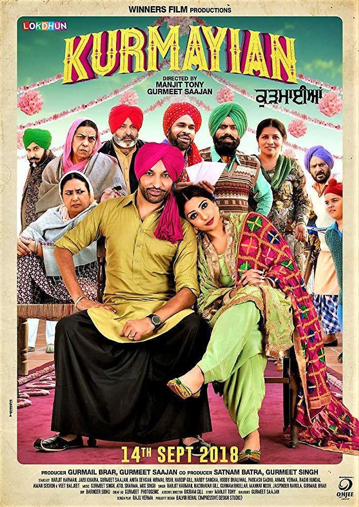 Kurmaiyan 2018 Punjabi 700MB HDRip Download