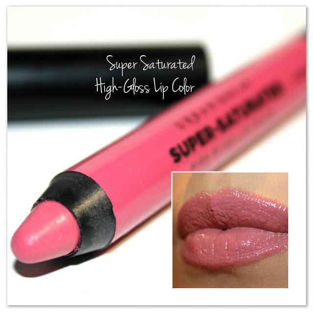 Отзыв: Супер насыщенный карандаш-помада для губ от Urban Decay - Super-Saturated High Gloss Lip Color - Urban Decay.
