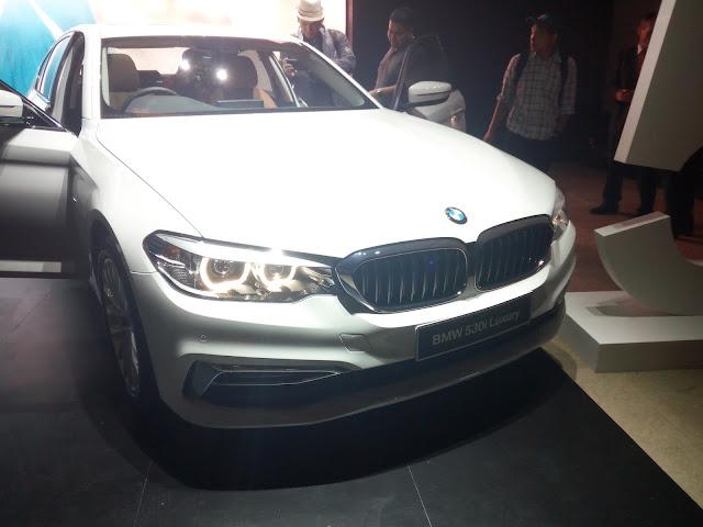 Harga BMW Seri 5 Baru