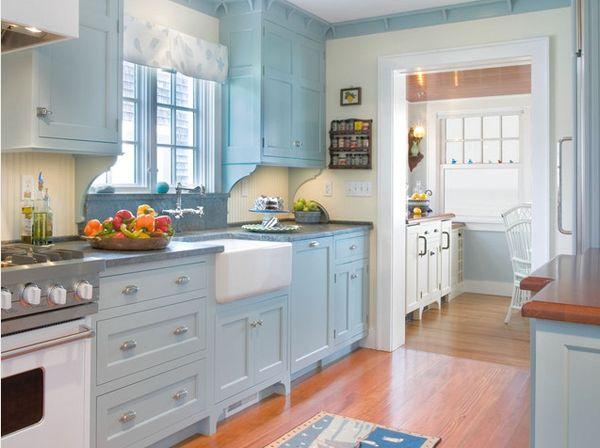 Pitturare Mobili Cucina. Dipingere Mobili Cucina Di Che Colore ...