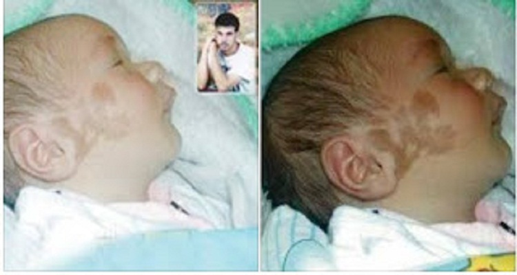 طفل يولد مكتوب على خده أسم علاء وعندما سألوا أمه من هو علاء كانت اجابتها صادمة للجميع