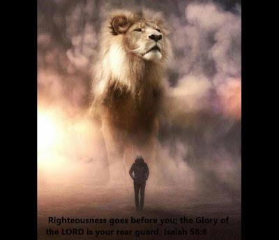 My Lionhearted One by Deborah Waldron Fry