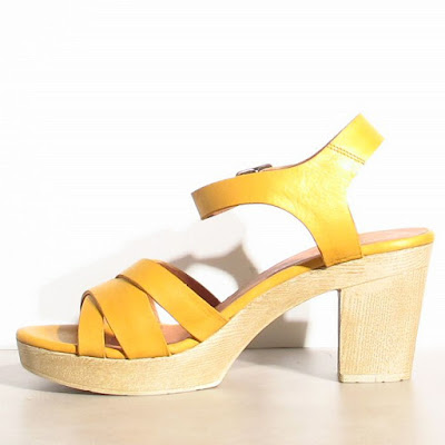Sessun sandales miel