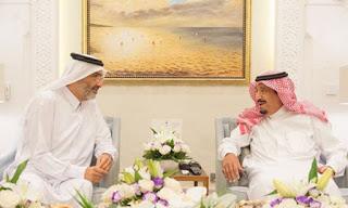 مصر والسعودية والامارات والبحرين قد يعترفون بالحكومة القطرية الموازية في الرياض