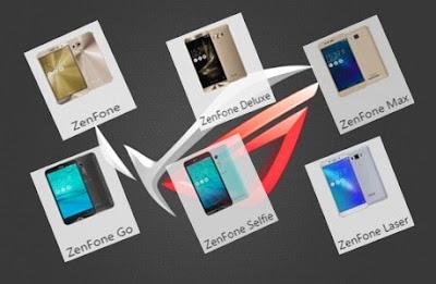 Harga Hp Asus Zenfone Semua Type Terbaru