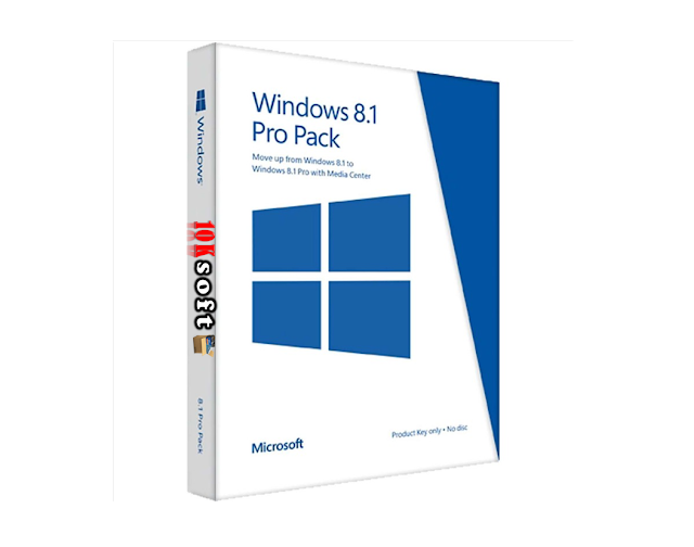 Windows 8.1 Pro ISO With Aug 2017 Updates Free Download