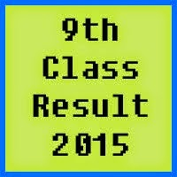 Karachi Board 9th Class Result 2017