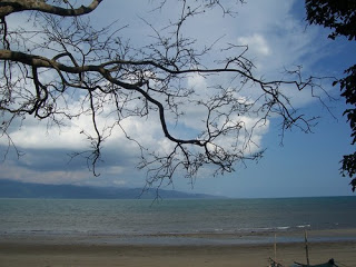 Visitindonesia; Ria Beach, Ane Of The Best Angling Sites Inward Lombok