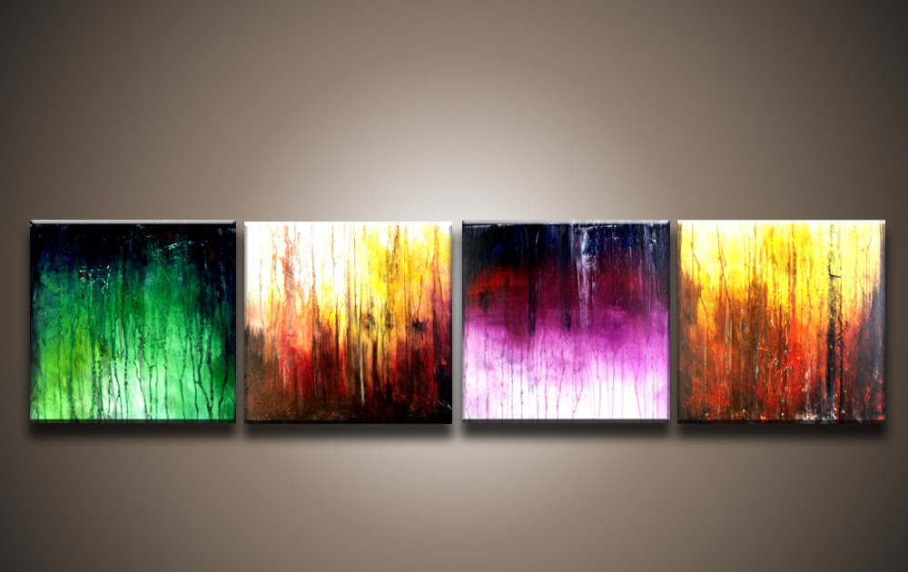 Abstract Art Modern Painting Techniques By Peter Dranitsin