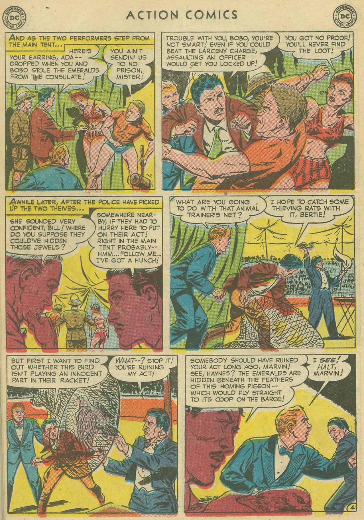 Action Comics (1938) 160 Page 29
