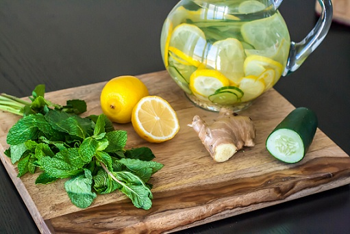 A Miracle Drink To Remove Accumulated Fat In Your Belly And Reduce Bloating