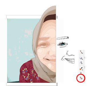 cara-membuat-foto-menjadi-vector-kartun