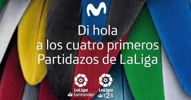Movistar regala los cuatro primeros partidazos a sus clientes de TV