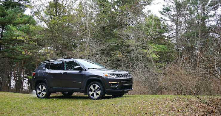 The 8 Most Impressive Features Found on the 2018 Jeep Compass Latitude
