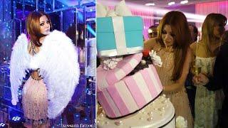 Haifa Wahbe fête son 44ème anniversaire (vidéo)