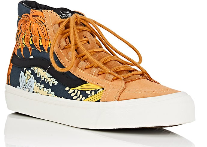 Festive For Spring: Vans Mens Sk8 Hi 75 LX Sneaker SHOEOGRAPHY  SHOEOGRAPHY