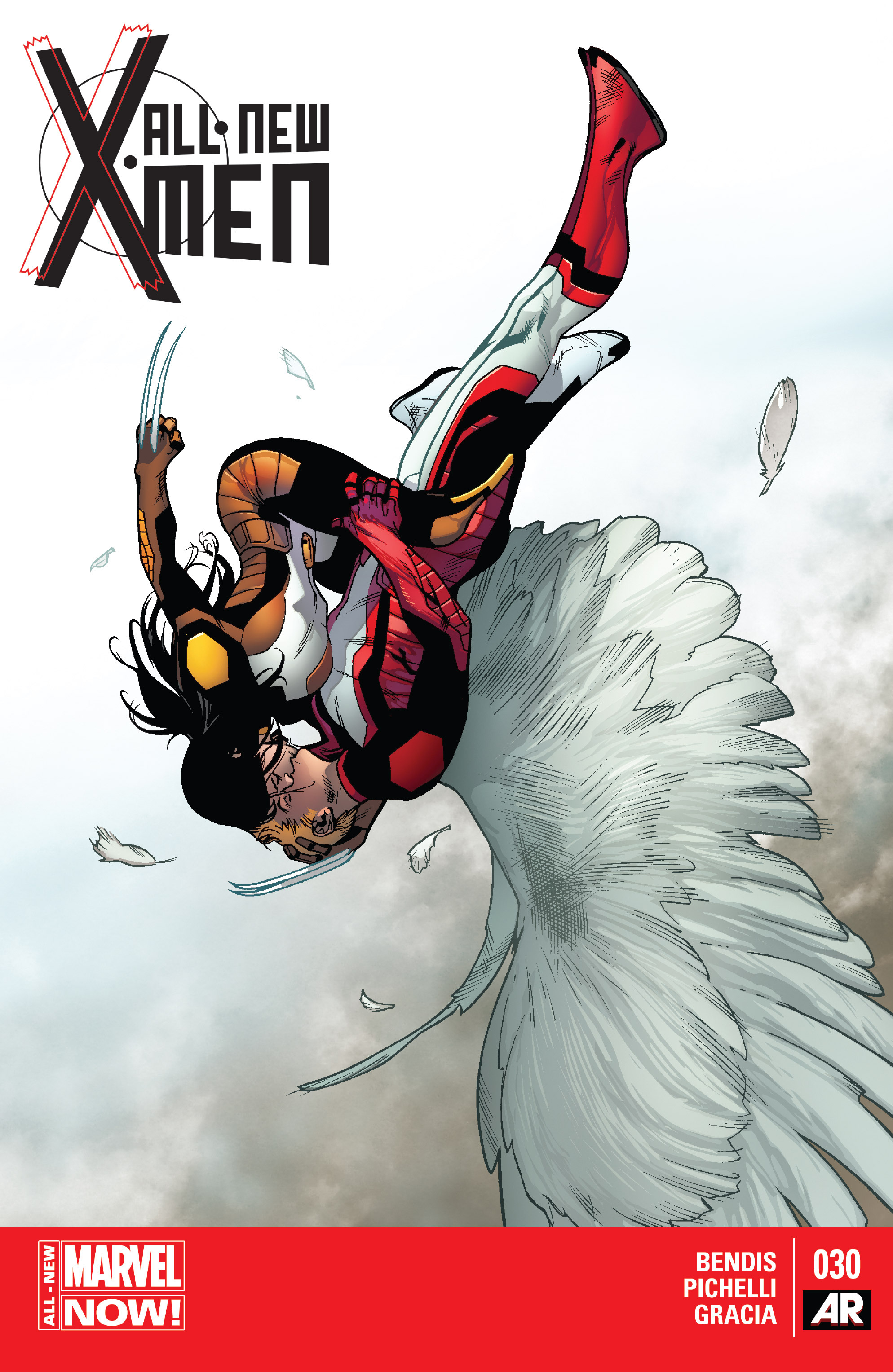 Read online All-New X-Men (2013) comic -  Issue # _Special - One Down - 104