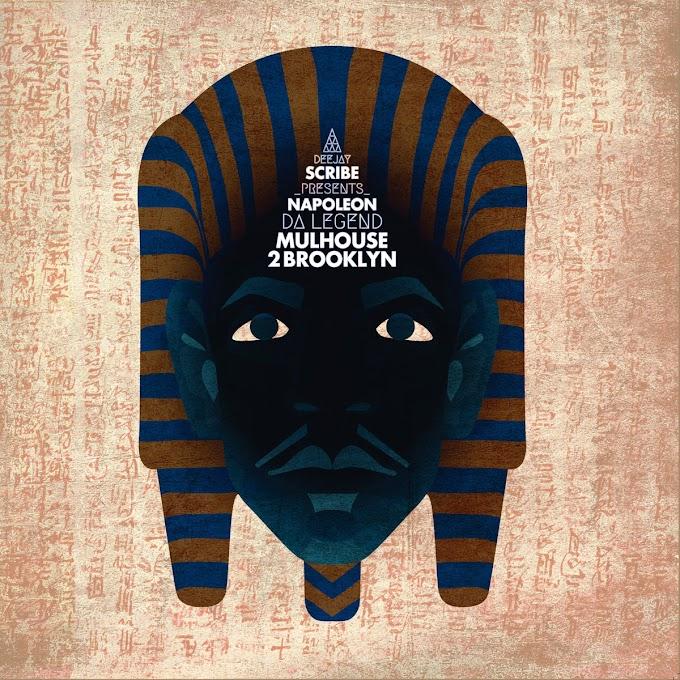 Napoleon Da Legend - Mulhouse 2 Brooklyn (2019) (320 kbps)