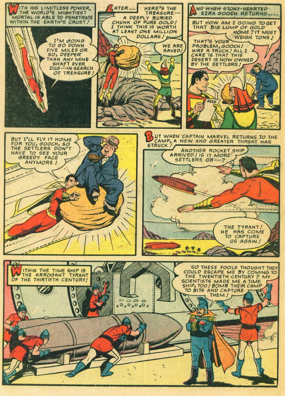 WHIZ Comics issue 119 - Page 10