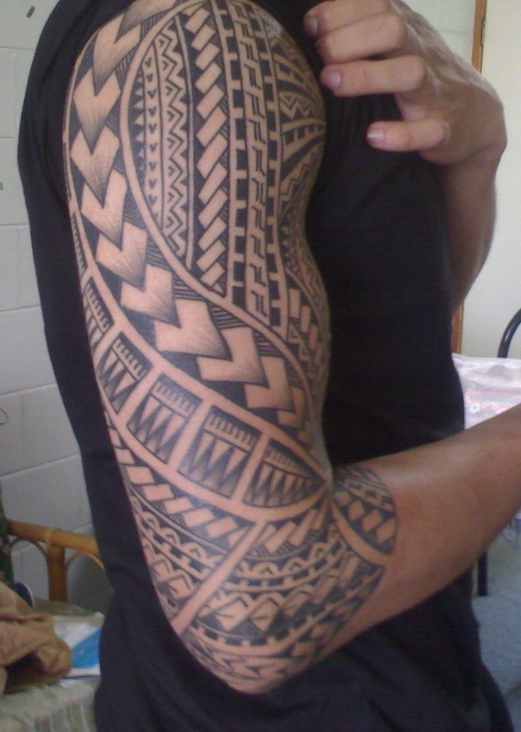 Tribal Tattoos Designs: Samoan Tattoos Designs