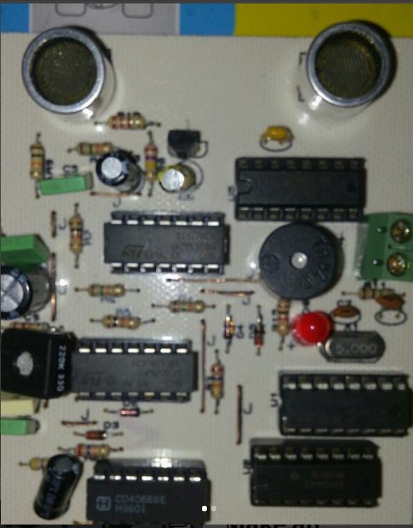 Arduino ultrasonik sensörlü park sistemi gir gör