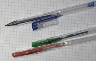 cheap gel pen