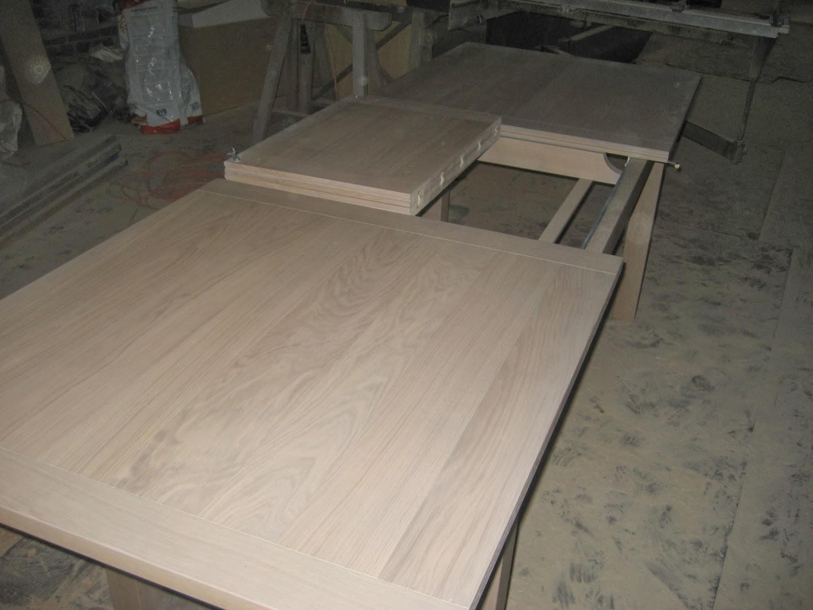 Tafel Steigerhout Uitschuifbaar.Ylzy Design Maatwerk In Hout Meubelen Op Maat