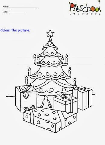 Hình mẫu cho bé tập tô màu