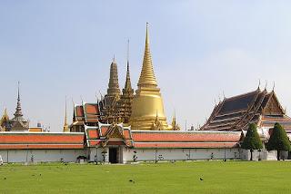Kuil Buddha Zamrud (Wat Pra Kaew)