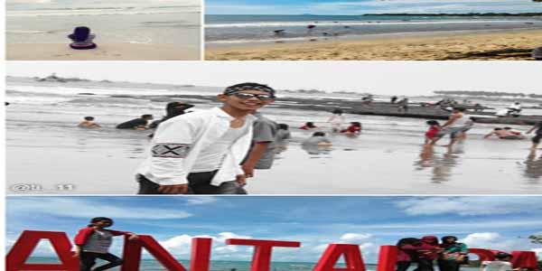 Pantai Carita Pasir Putih