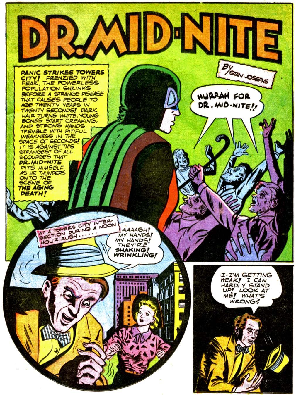 Read online All-American Comics (1939) comic -  Issue #52 - 25