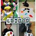 disfraz para escolares: pintor con bolsa de basura