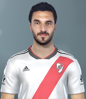 PES 2019 Faces Ignacio Scocco by SeanFede