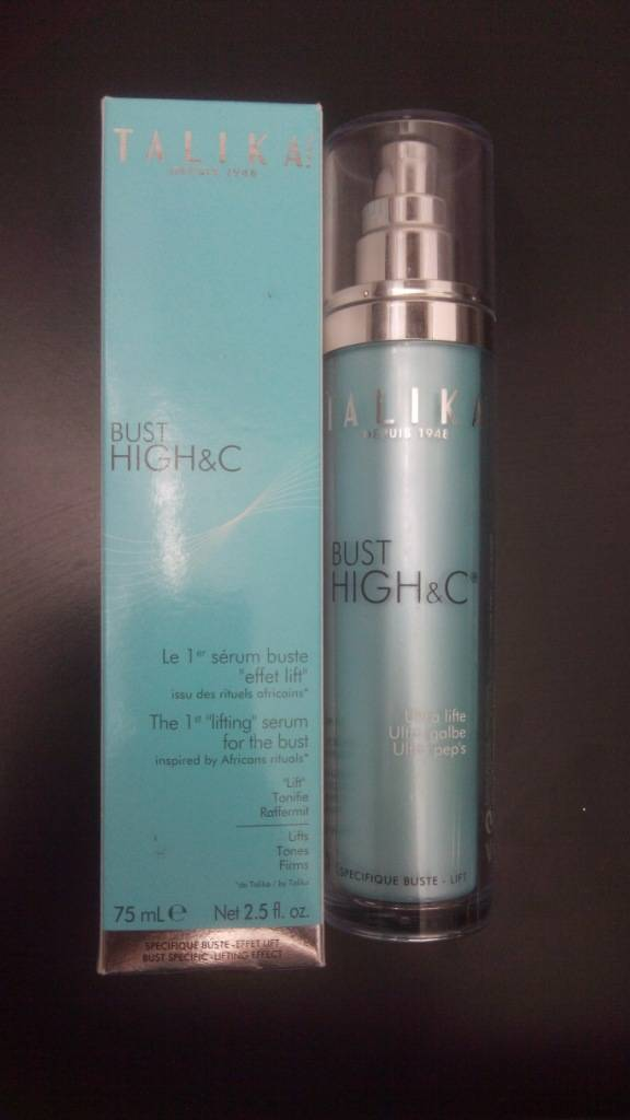 Talika Bust Serum High C