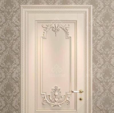 gambar model pintu utama rumah mewah terbaru