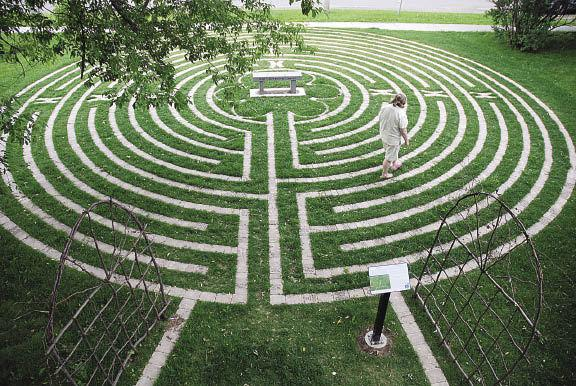 Labyrinth Walking