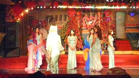 Fun with young Burmese Women