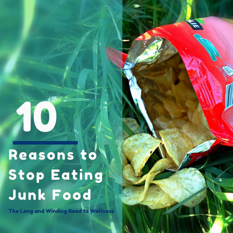 The Long And Winding Road To Wellness: 10 Reasons To Stop